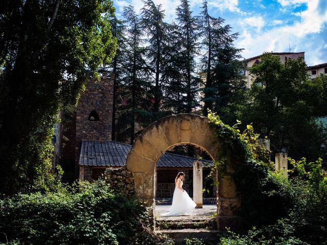 La boda de Javi y Bea en Arcos De Las Salinas, Teruel 1
