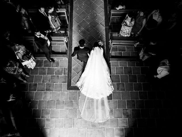 La boda de Javi y Bea en Arcos De Las Salinas, Teruel 2