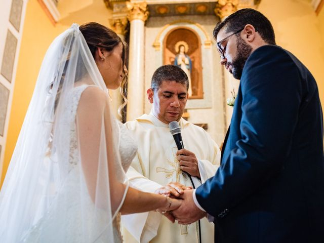 La boda de Javi y Bea en Arcos De Las Salinas, Teruel 21