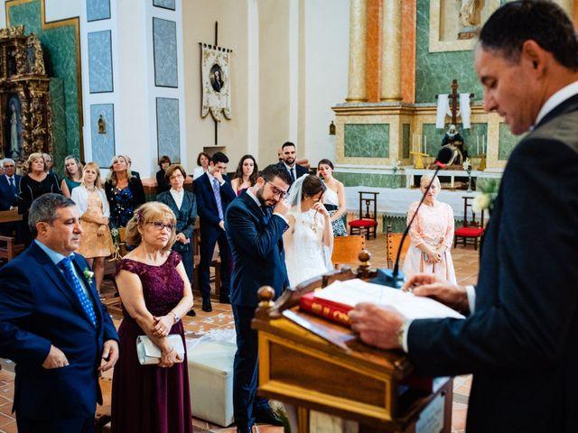 La boda de Javi y Bea en Arcos De Las Salinas, Teruel 23