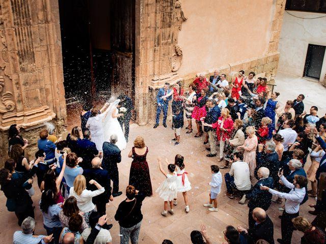 La boda de Javi y Bea en Arcos De Las Salinas, Teruel 25