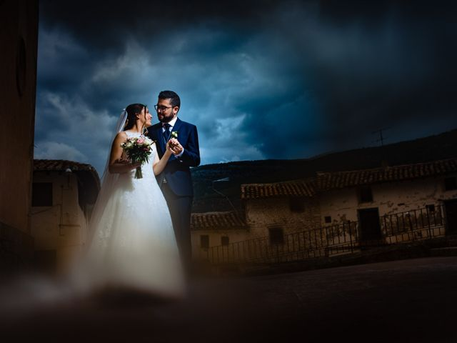 La boda de Javi y Bea en Arcos De Las Salinas, Teruel 28