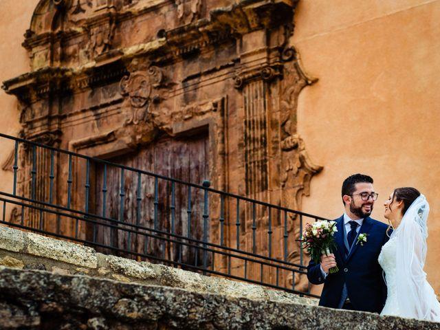 La boda de Javi y Bea en Arcos De Las Salinas, Teruel 29