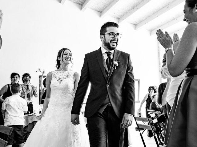 La boda de Javi y Bea en Arcos De Las Salinas, Teruel 32
