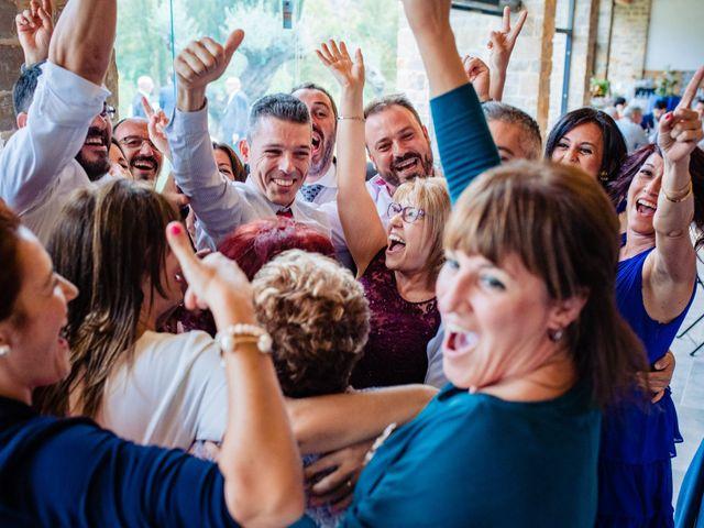 La boda de Javi y Bea en Arcos De Las Salinas, Teruel 34