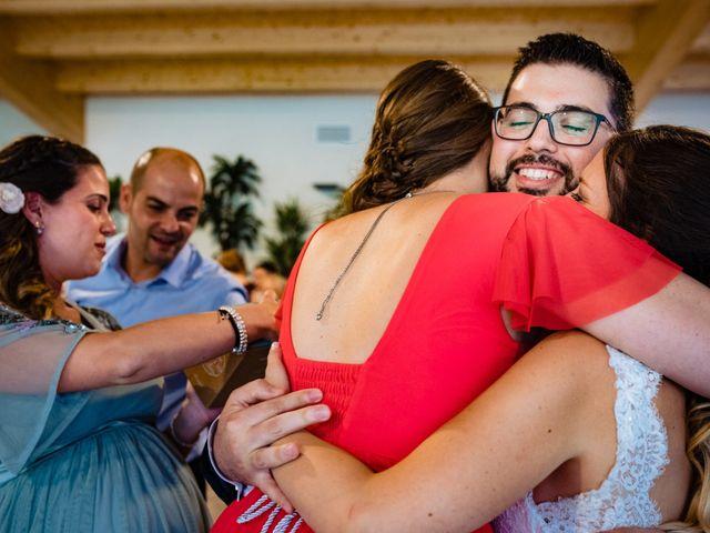 La boda de Javi y Bea en Arcos De Las Salinas, Teruel 35