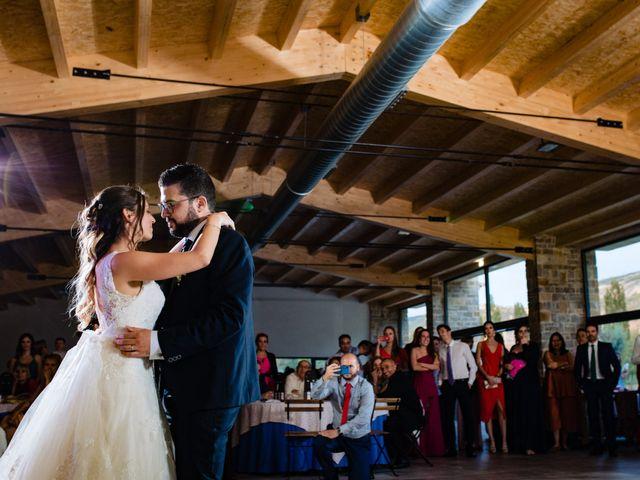 La boda de Javi y Bea en Arcos De Las Salinas, Teruel 37
