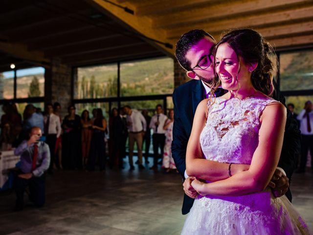 La boda de Javi y Bea en Arcos De Las Salinas, Teruel 38