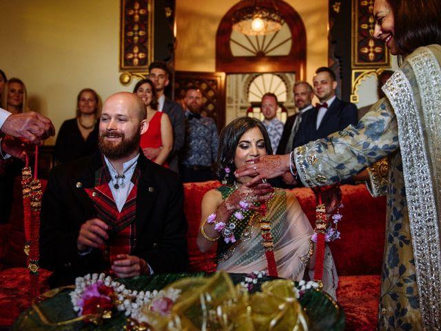 La boda de Morten y Nurí en Sitges, Barcelona 17