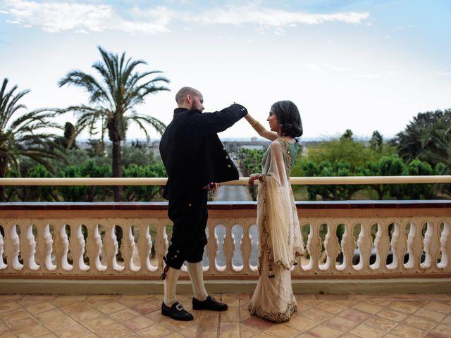 La boda de Morten y Nurí en Sitges, Barcelona 18
