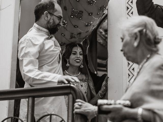La boda de Morten y Nurí en Sitges, Barcelona 44