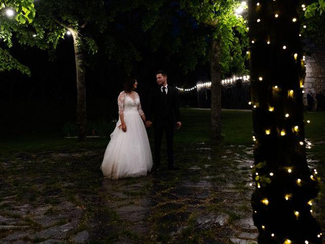La boda de Dani y Andrea en Ventas De Armentia, Burgos 27