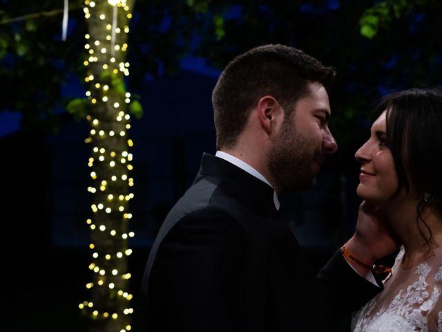 La boda de Dani y Andrea en Ventas De Armentia, Burgos 28