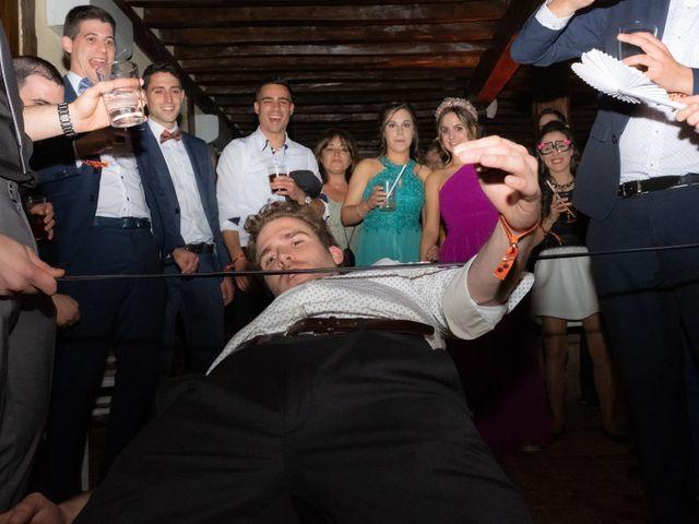 La boda de Dani y Andrea en Ventas De Armentia, Burgos 29