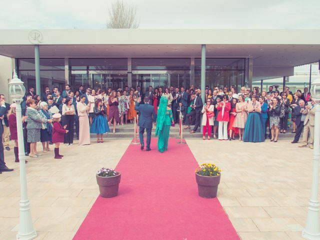 La boda de Juan y Belén en Almansa, Albacete 18