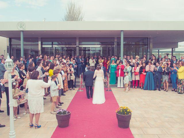 La boda de Juan y Belén en Almansa, Albacete 20