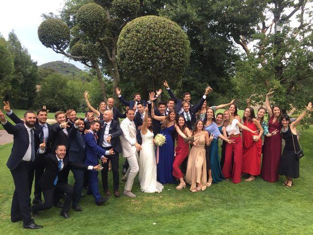 La boda de Edu y Laura en Sant Fost De Campsentelles, Barcelona 3