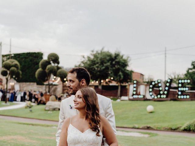 La boda de Edu y Laura en Sant Fost De Campsentelles, Barcelona 1