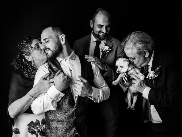 La boda de Richy y Silvia en Sant Fost De Campsentelles, Barcelona 2
