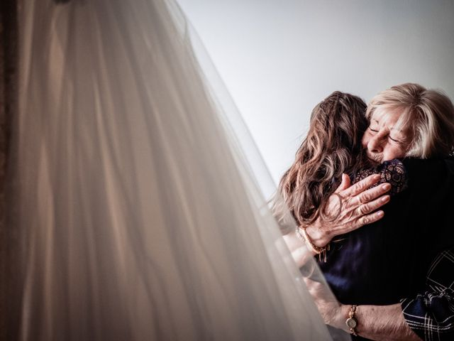 La boda de Richy y Silvia en Sant Fost De Campsentelles, Barcelona 8