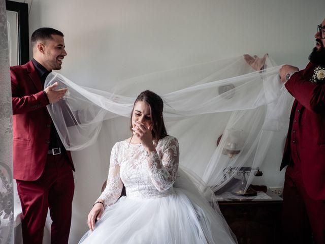 La boda de Richy y Silvia en Sant Fost De Campsentelles, Barcelona 12