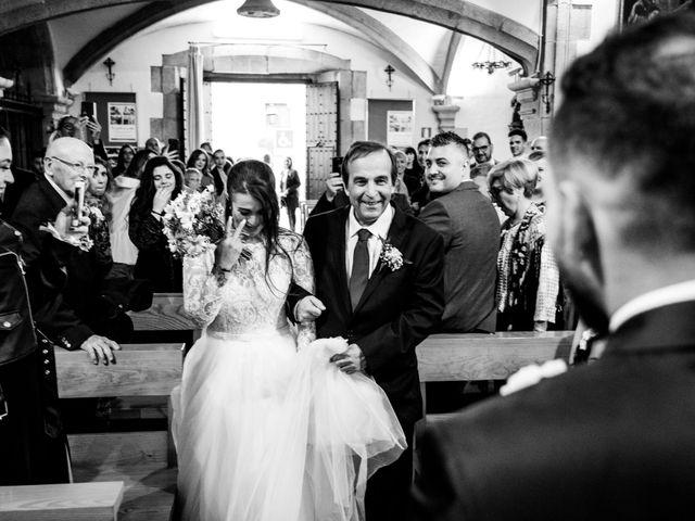 La boda de Richy y Silvia en Sant Fost De Campsentelles, Barcelona 16
