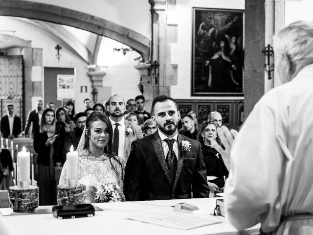 La boda de Richy y Silvia en Sant Fost De Campsentelles, Barcelona 17