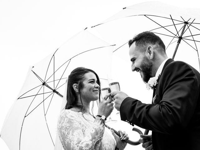 La boda de Richy y Silvia en Sant Fost De Campsentelles, Barcelona 19