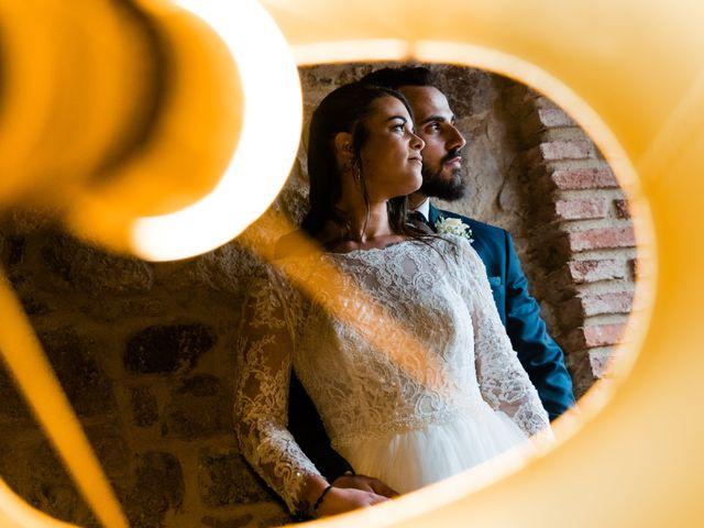 La boda de Richy y Silvia en Sant Fost De Campsentelles, Barcelona 25