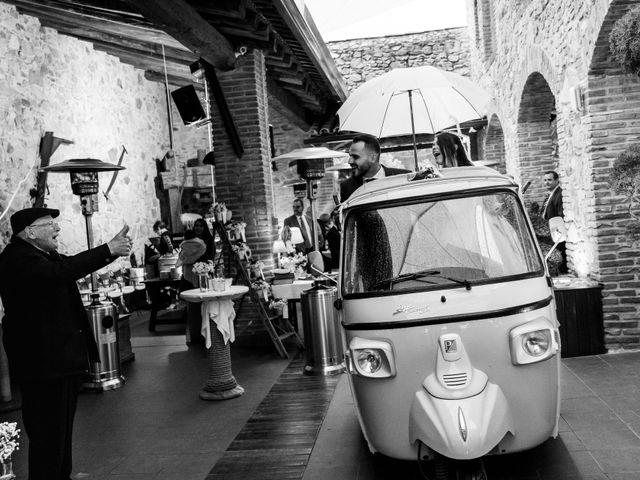 La boda de Richy y Silvia en Sant Fost De Campsentelles, Barcelona 29