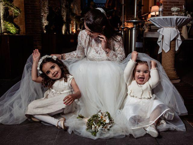 La boda de Richy y Silvia en Sant Fost De Campsentelles, Barcelona 31
