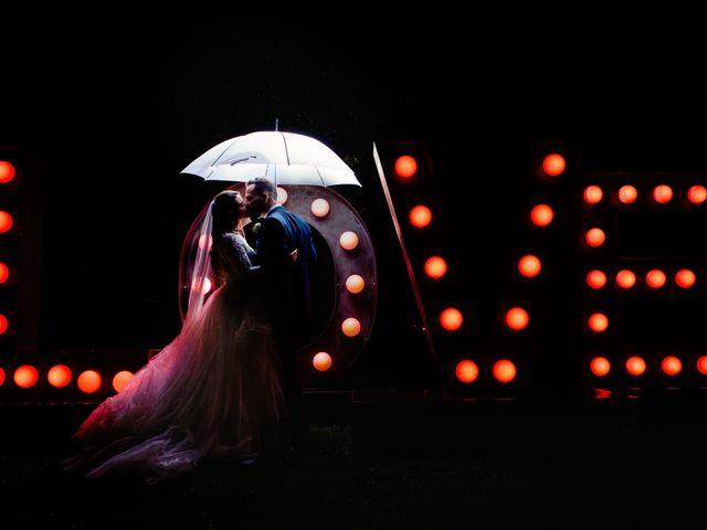 La boda de Richy y Silvia en Sant Fost De Campsentelles, Barcelona 40