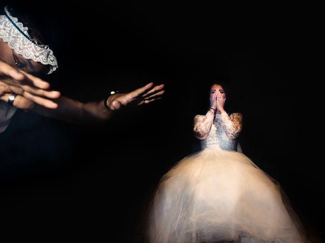 La boda de Richy y Silvia en Sant Fost De Campsentelles, Barcelona 45