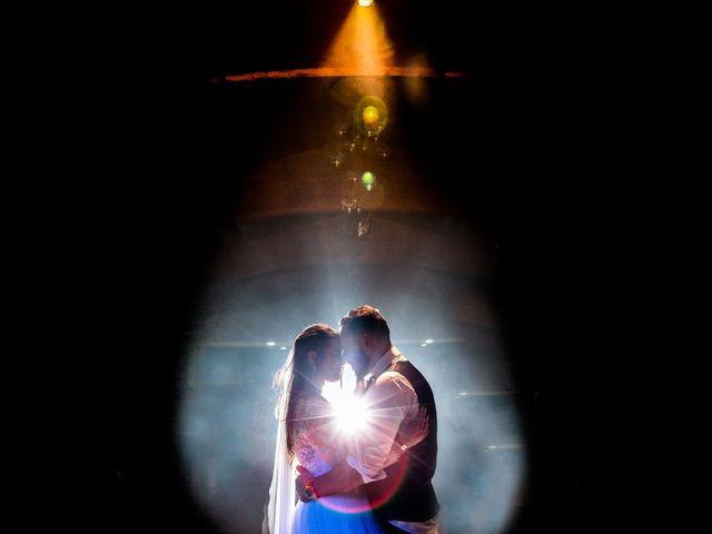 La boda de Silvia y Richy