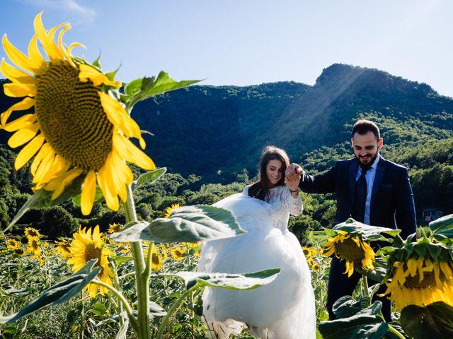 La boda de Richy y Silvia en Sant Fost De Campsentelles, Barcelona 58