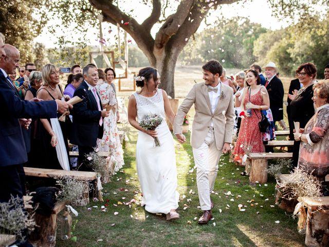 La boda de Marc y Gemma en Perafita, Barcelona 1