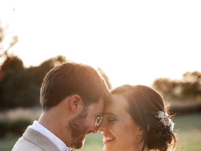 La boda de Marc y Gemma en Perafita, Barcelona 2