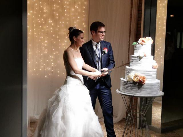 La boda de Jacint y Georgina en Igualada, Barcelona 2