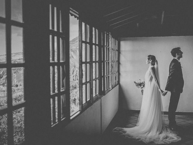 La boda de Jose y Haridian en Los Realejos, Santa Cruz de Tenerife 9