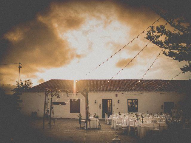 La boda de Jose y Haridian en Los Realejos, Santa Cruz de Tenerife 10