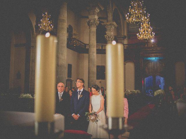 La boda de Jose y Haridian en Los Realejos, Santa Cruz de Tenerife 15