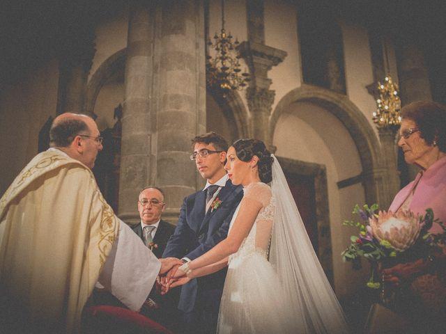La boda de Jose y Haridian en Los Realejos, Santa Cruz de Tenerife 16