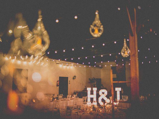 La boda de Jose y Haridian en Los Realejos, Santa Cruz de Tenerife 19