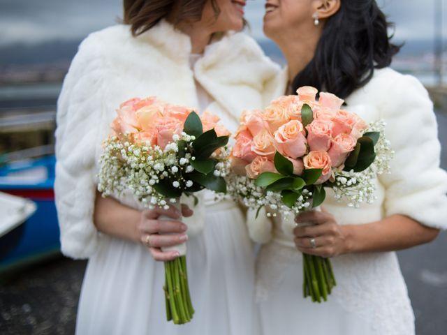 La boda de Rosa y Lina en Getxo, Vizcaya 12