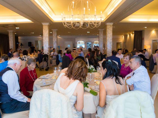 La boda de Rosa y Lina en Getxo, Vizcaya 21