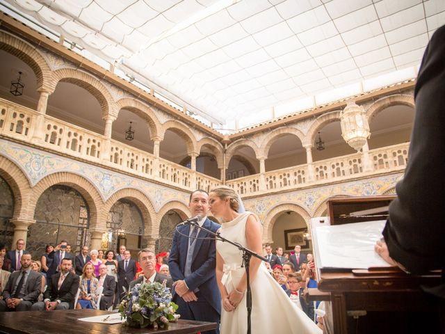 La boda de Antonio y Rocío en Córdoba, Córdoba 30