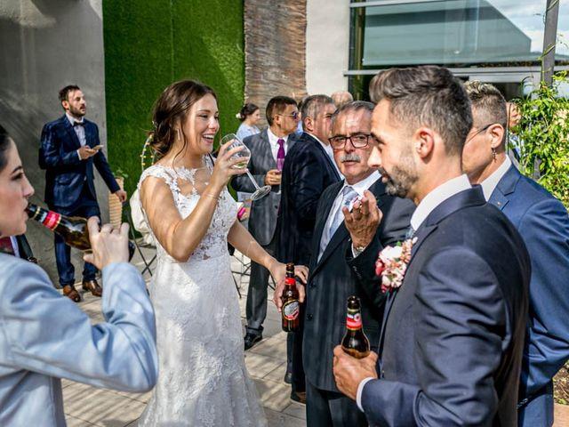 La boda de Toni y Maria en Vila-real/villarreal, Castellón 2