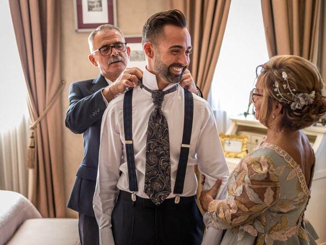 La boda de Toni y Maria en Vila-real/villarreal, Castellón 4