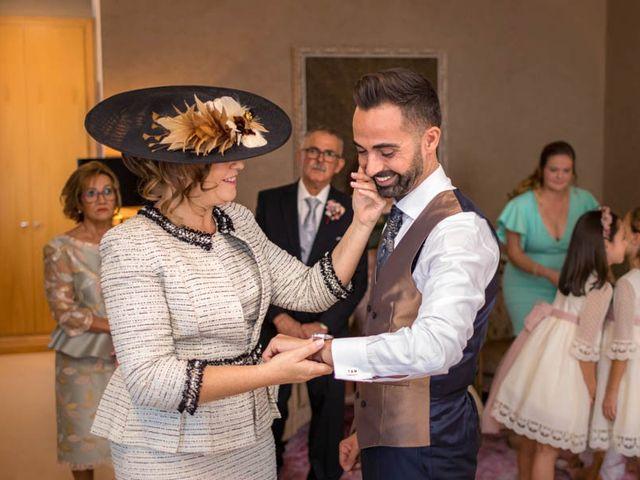 La boda de Toni y Maria en Vila-real/villarreal, Castellón 6