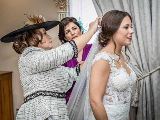 La boda de Toni y Maria en Vila-real/villarreal, Castellón 10